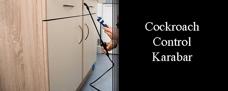 Cockroach Control Karabar